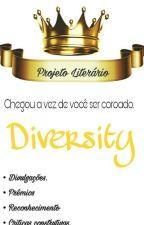 Projeto Literário: Diversity by _ProjetoLiterario_