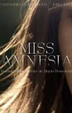 Miss Amnesia - Mario Benedetti by strongerstay