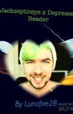 My Green Haired Irish Savior (Jacksepticeye x Depressed Reader) by lunafire28