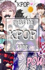 Guess the K-Pop Song! by _infires97