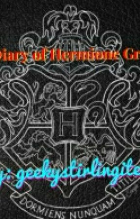 The Diary of Hermione Granger Revisited by geekystirlingite713
