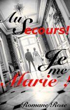 Au secours ! Je me marie ! by ROMANEROSE