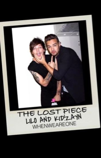 The Lost Piece <<  LiLo and Kid Zayn!
