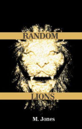 RANDOM LIONS by MJones