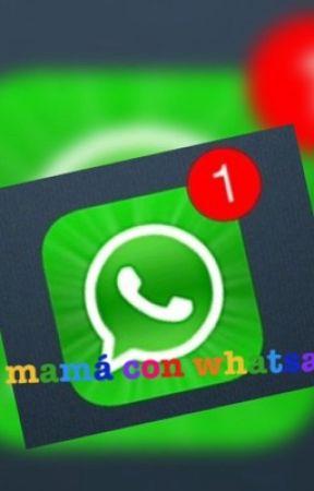 Mi mamá con wathsapp? by busan720
