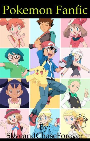 Pokémon Crossover Archive  FanFiction