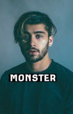 Monster • zaylena by areyoumarie