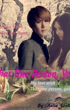 That One Person You by aulia_sk