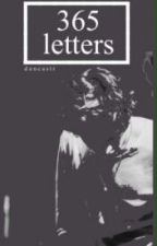 365 Letters (Version Française) by smokingwhilereading