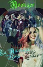Avengers - La Amenaza Roja  by TatyZq