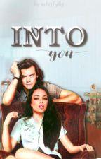Into You || h.s. #SkrzydlateSłowa by nikestylez