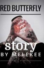 Red Butterfly||ChanBaek by Melekee