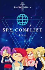 Spy Conflict (#FNAFHSspy) (AU) by KairiYamara
