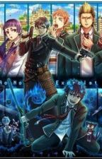 Blue Exorcist Various x Reader One-Shots by RedQueenofHearts2