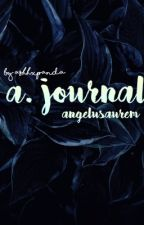 a. journal by angelusaurem