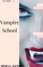 vampire school by MinSuga_Agustina