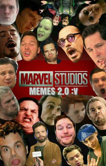 marvel memes 2.0 :v
