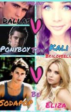 The outsiders (meant to be) by iloveeliza