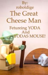 The great cheese man by robotdige