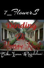 DINDING DI KAMAR KOST by FlowerS_7
