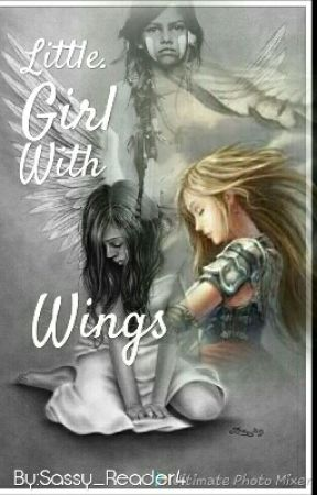 Little Girl With Wings by Sassy_Reader4