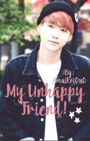 My Unhappy Friend | 2da Temp. | Taegi/Yoonmin | BTS by AmaikoiOuO