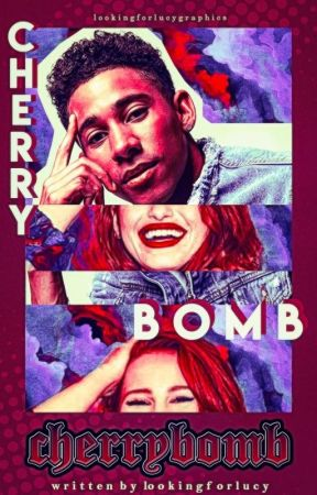 Cherry Bomb ⚜ Cheryl Blossom by lookingforlucy