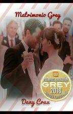 Matrimonio Grey(Cristian y Anastasia Grey) by DavyCony