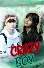 Crazy Boy (Taegi) by kinan_Syugar