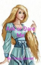 Ask or Dare Cress by Cress_Darnel