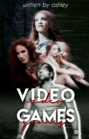 Video Games by derangedfringe-