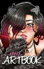 HibariHaru013's Artbook by HibariHaru013