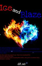 Ice and Blaze by dit_as