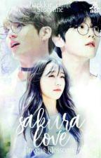 Sakura Love(eunji&jungkook) by baekkie_eunji