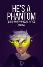He's A Phantom| Danny Phantom/Young Justice by Beatnix