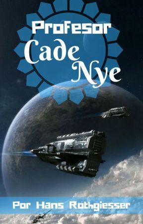 Profesor Cade Nye by mildemonios