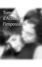 Tome 2 d'Attendre l'impossible by NPJQJTM