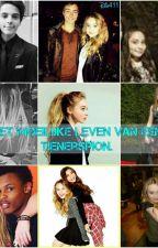 Het moeilijke leven van een tienerspion by TheKey13