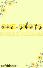 {completed} one-shots 》free! x reader by softbinnie-