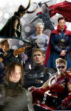 Marvel Preferencje by Nate_Van