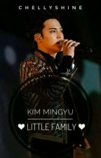 KIM MINGYU LITTLE FAMILY  by Chellyshine