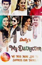 "SwaSan : ""My Distraction"" {Completed} #TGA by dollylisha2002"