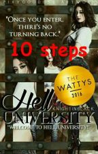 HELL UNIVERSITY (10 steps of Ace Craige and Zein Shion) [ONE SHOT] by kingkyylieee