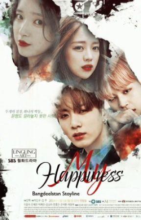 My Happiness  by bangdeelstan