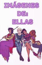 Imágenes de: ELLAS by Dulce-De-Leche-28