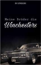 Meine Brüder die Winchesters by tinkaloki