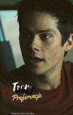 Teen Wolf Preferencje by KsiezniczkaSmutku