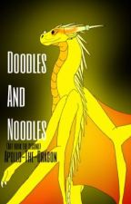 Doodles And Noodles (Art Book The Second)  by ApolloOnPluto