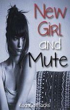 New Girl and Mute by KodaCatRocks