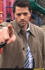 Blood (Castiel X Reader) by Mentally_Unstable101